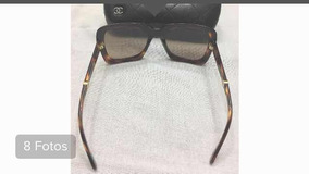 1ed9da0d2 Chanel Classic Réplica - Óculos De Sol no Mercado Livre Brasil