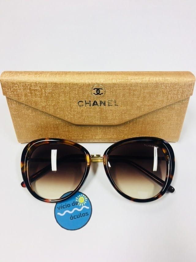 3382740b3 óculos de sol chanel réplica original ch3380 proteção uv. Carregando zoom.