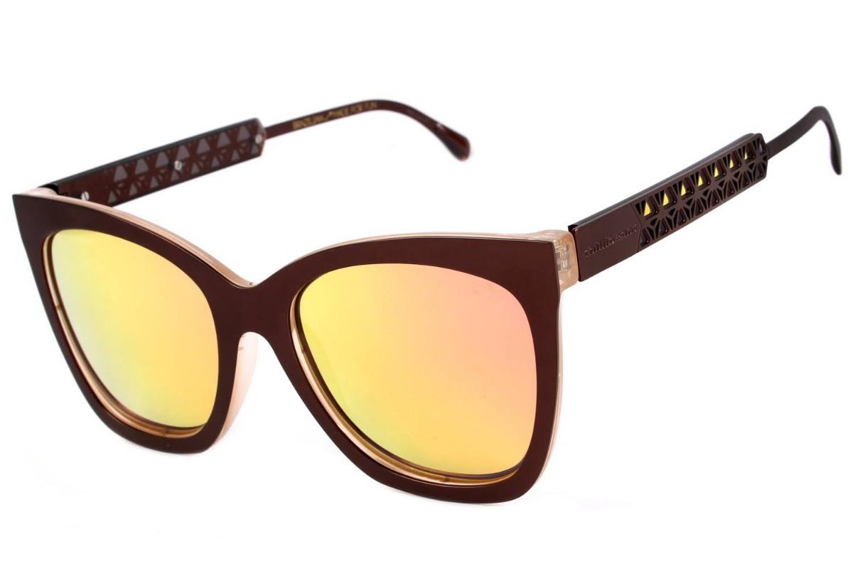 91e7b6e4f5fc2 oculos de sol chili beans occl 2304 feminino espelhado. Carregando zoom.