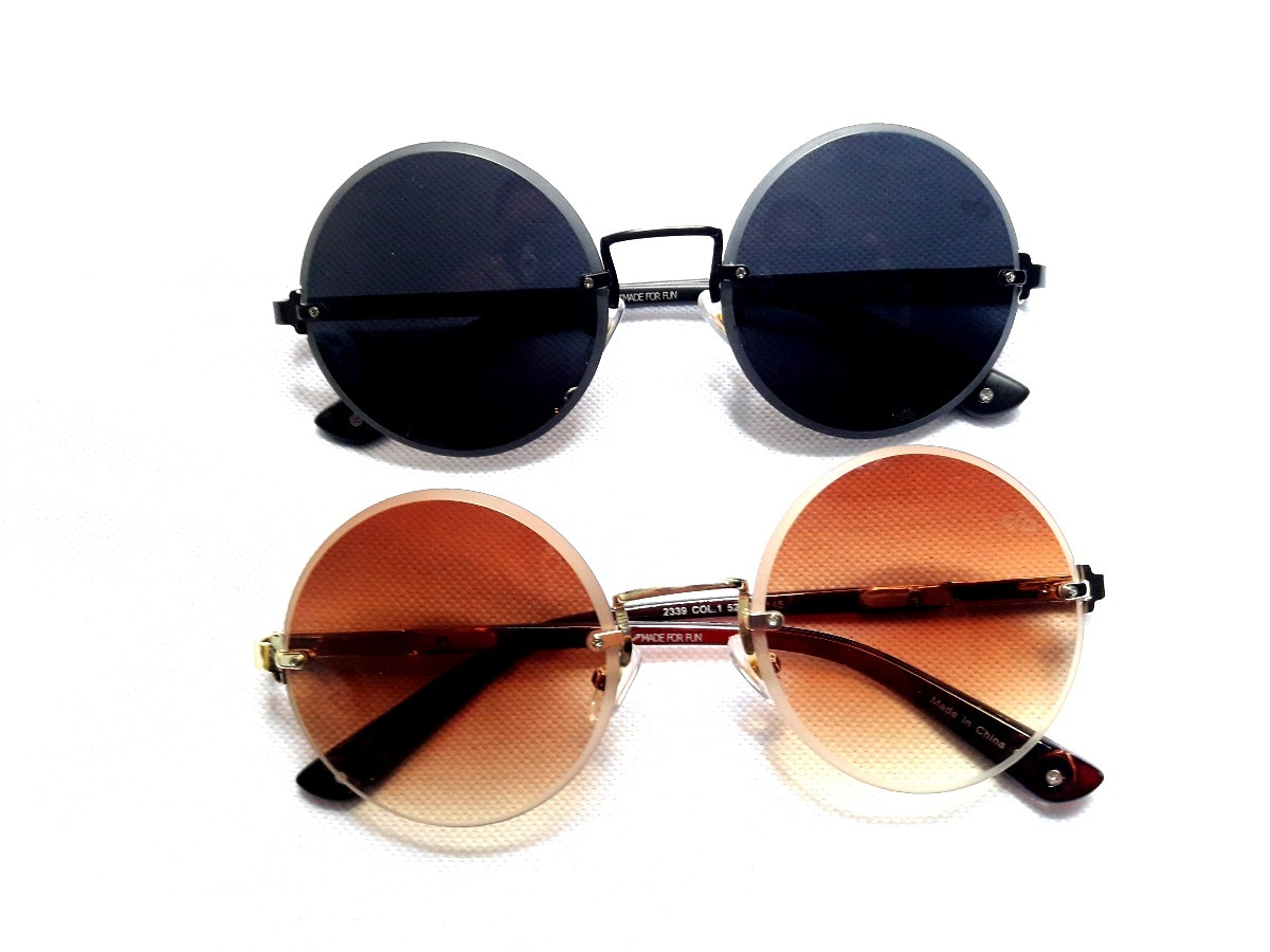 0499e8984ec6f Oculos De Sol Chilli Beans Original Redondo Unissex Oferta - R  69 ...