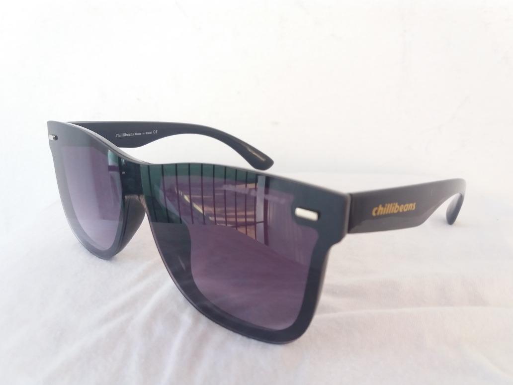 6f72a3b3561db óculos de sol chilli beans wayfarer blaze atacado revenda. Carregando zoom.