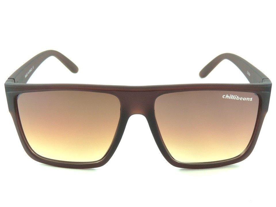 03b3ff927 óculos de sol chillibeans masculino marrom uv400 oferta. Carregando zoom.