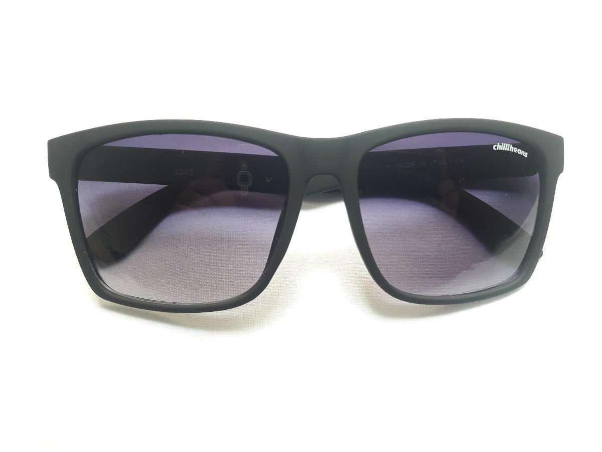 oculos de sol chillibeans original preto degradê lançamento. Carregando  zoom. 477c10695a