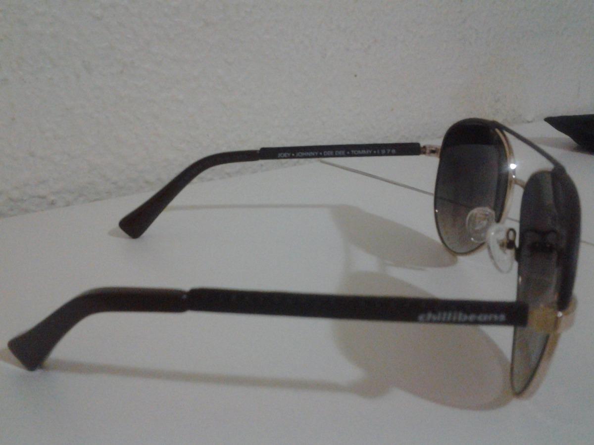 9c08698ca Óculos De Sol Chillibeans Ramones-coleção Rock Fellas(s/uso) - R ...