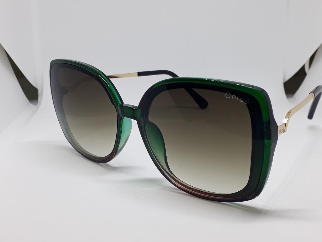 a4356bc8e7f09 óculos de sol chloé carlina novo. Carregando zoom.