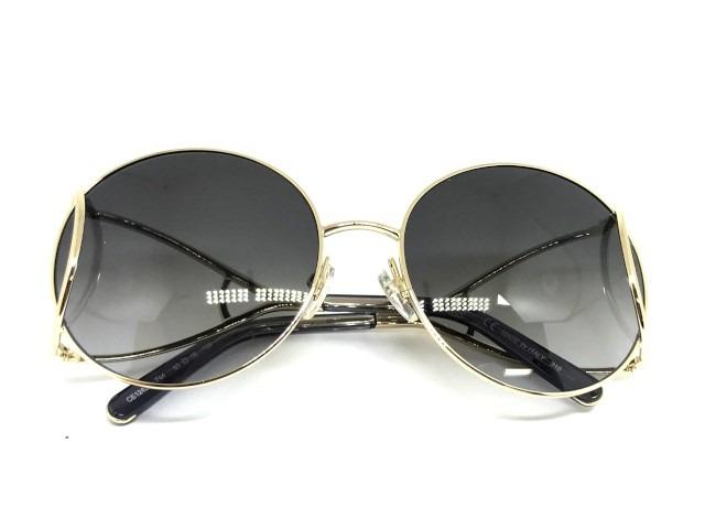 c527533fda19d Oculos De Sol Chloe Jackson Ce 124s Cor 744 - R  1.000