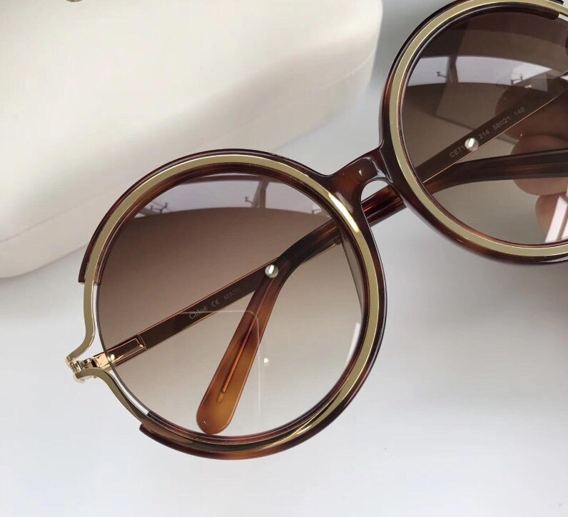 Óculos De Sol - Chloé Jayme - R  470,00 em Mercado Livre a835df907f