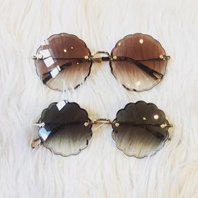 3667c88e3 Oculos De Sol Chloe Rosie Petite Lançamento 2019
