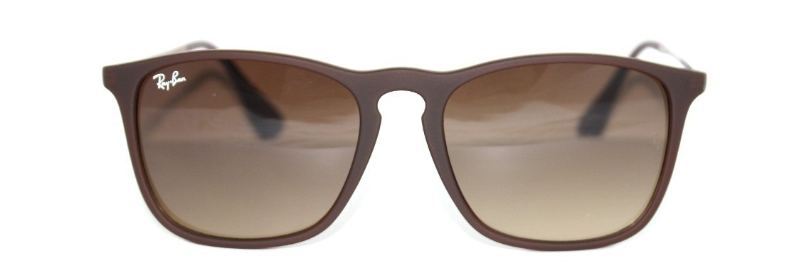 oculos de sol chris marrom degrade rb4187 feminino masculino. Carregando  zoom. 41c885639a