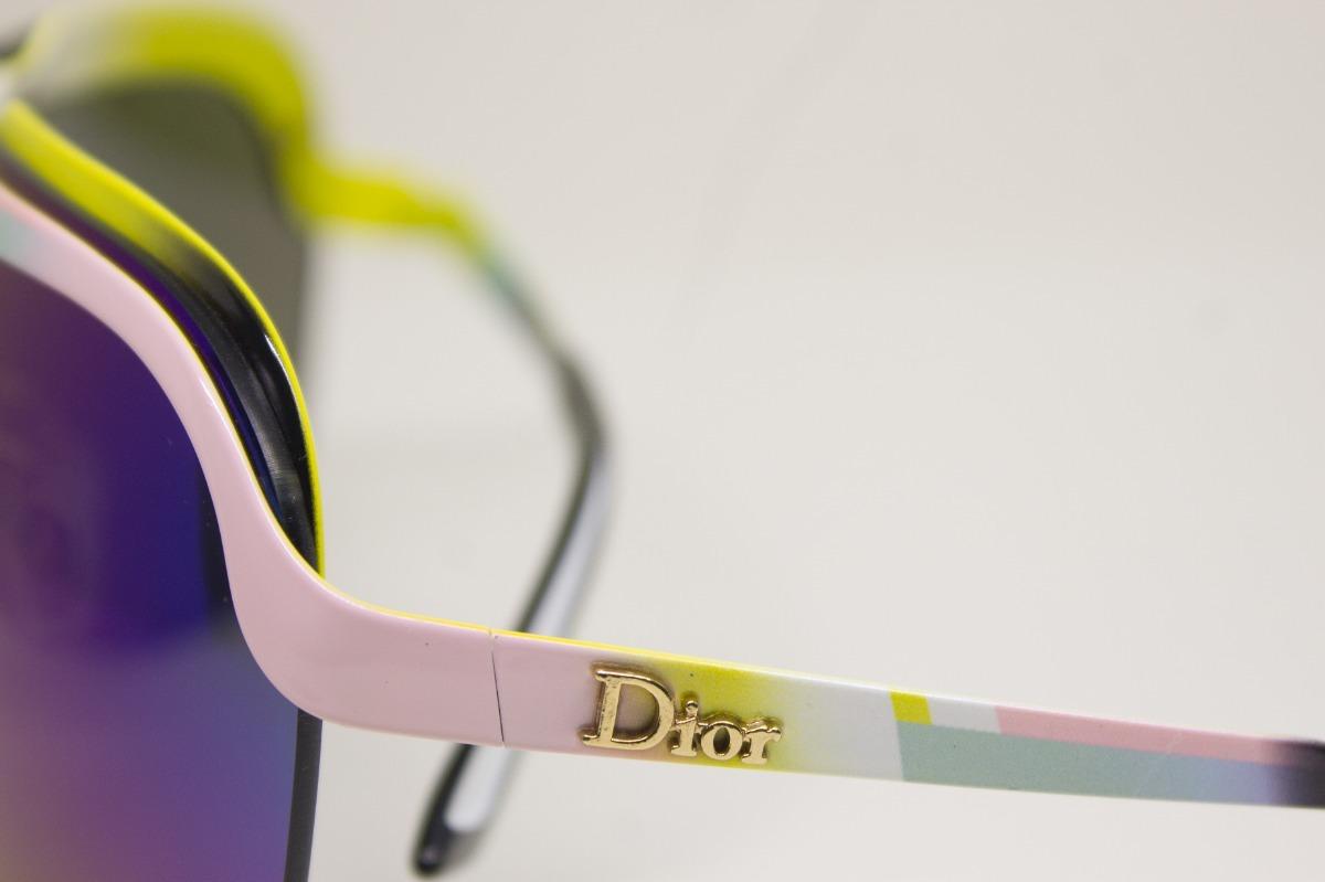 Oculos De Sol Christian Dior 6ost5 Original + Brinde - R  1.589,00 ... f75266c192