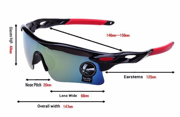 Óculos De Sol Ciclismo, Hipismo, Surf, Caminhada, Corrida - R  28,99 em Mercado  Livre 56ab9a6328