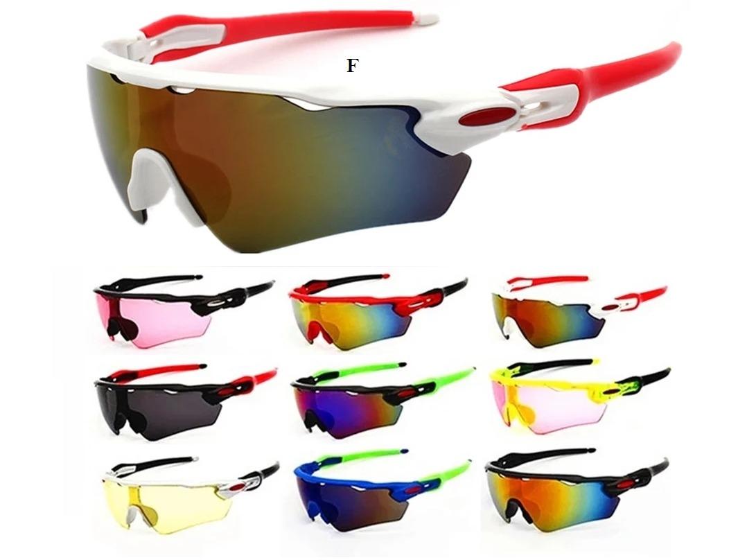 c073071515f51 Oculos De Sol Ciclismo Tipo Radar Ev Oakley Não Polarizado - R  21 ...