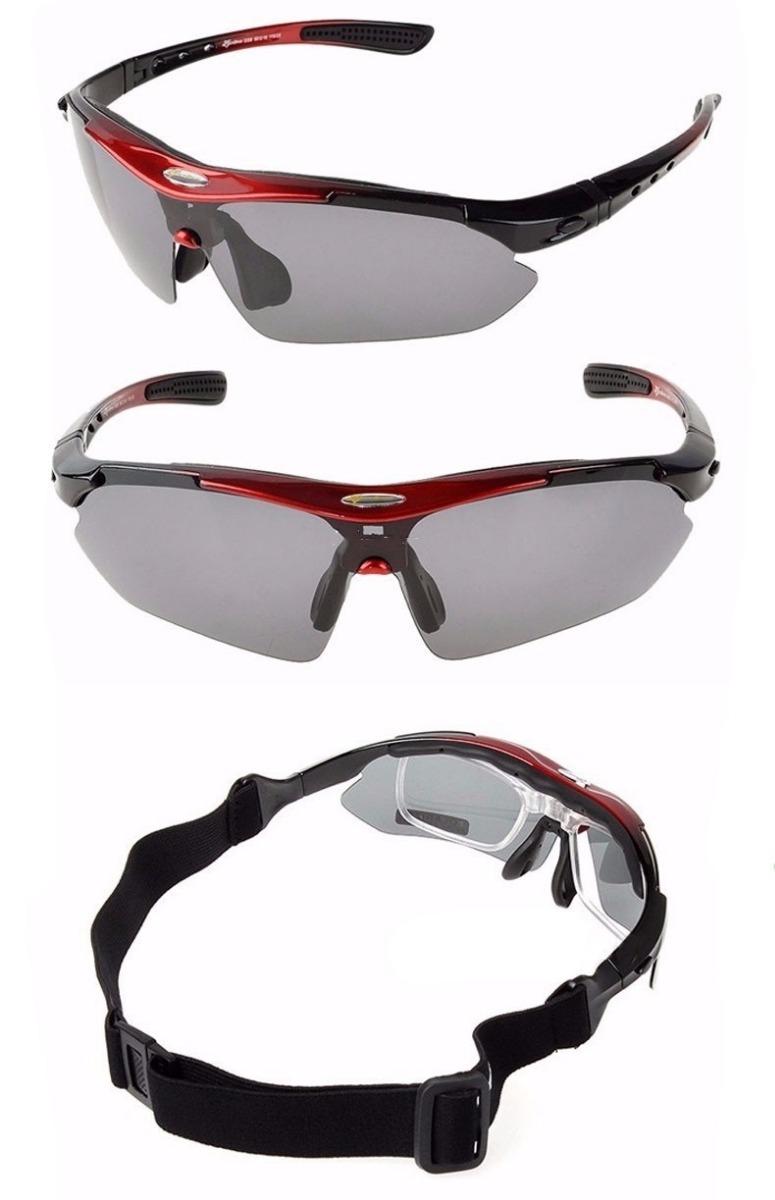 2cb47485666d4 óculos de sol ciclismo troca lente polarizado uv400 rockbros. Carregando  zoom.