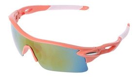 284e4b07e Óculos De Sol Ciclista Esporte Uv no Mercado Livre Brasil