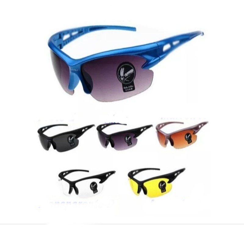 aa54a295e3ba5 óculos de sol ciclista esporte óculos ciclismo esportivo. Carregando zoom.