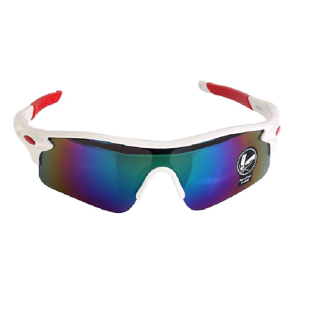 99ecc06ebd228 Óculos De Sol Ciclista Esporte Óculos Ciclismo Proteção Uv - R  53 ...