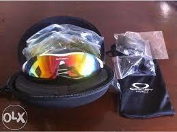 470c1fbf51706 Oculos De Sol Ciclista Oakley Original Com Armacao De Grau - R  189 ...