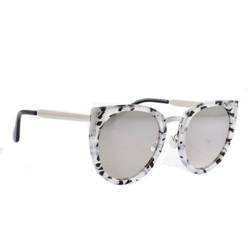 8f6fdde65919c Óculos De Sol Cinza E Preto - R  34,90 em Mercado Livre