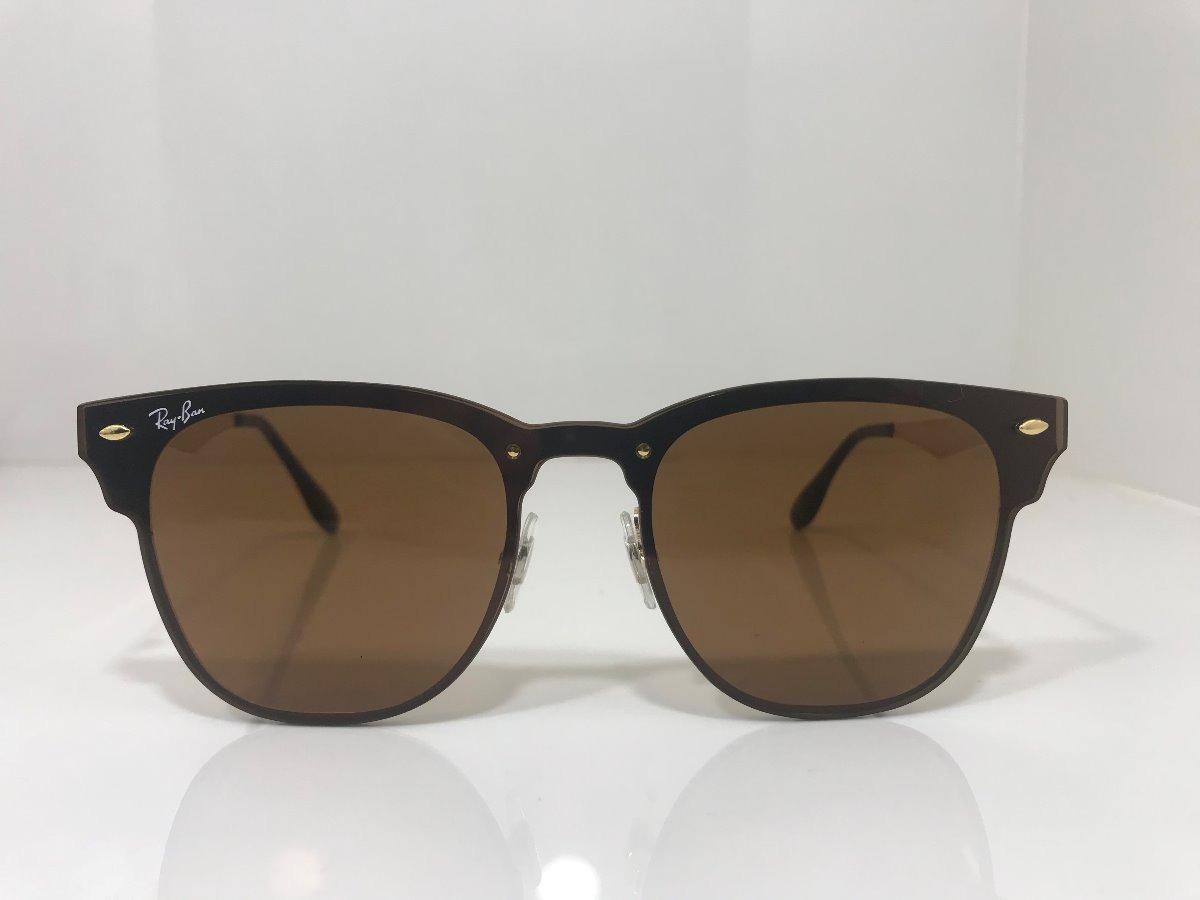 b676868a5f0ee oculos de sol clubmaster blaze marrom feminino masculino. Carregando zoom.