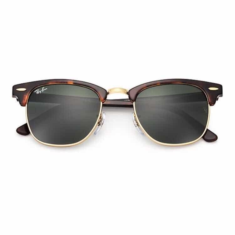 052b96e89f Oculos De Sol Clubmaster Classic Rb3016 Ray Ban Unissex - R  179