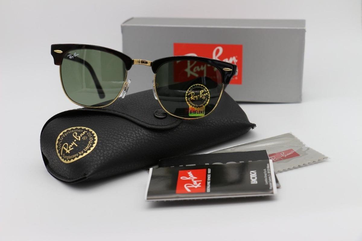 21dbcb3275 oculos de sol clubmaster classic rb3016 ray ban unissex ofer. Carregando  zoom.
