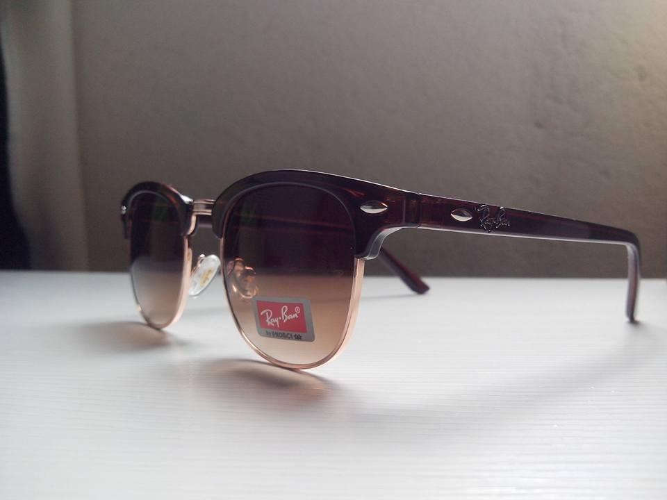 2801d6d664a41 oculos de sol clubmaster marrom feminino masculino rb 3016. Carregando zoom.