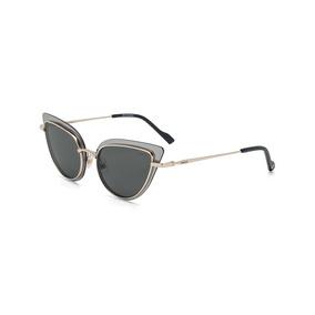 aa7f978ee Óculos De Sol Colcci C0119 E42 01 Ouro Lente Cinza Tam 49