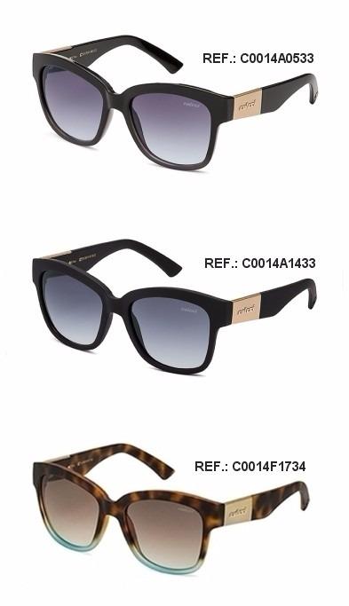 359131f0fdb84 Oculos De Sol Colcci Tina Gisele Bundchen Original - R  279