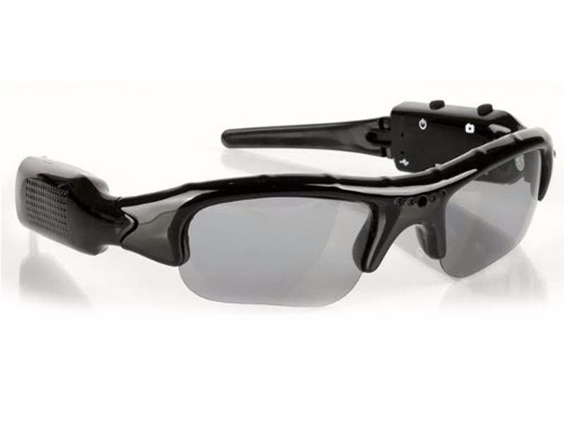 Óculos De Sol Com Câmera Sport Hp Leadership - R  199,00 em Mercado ... 48e8411d73