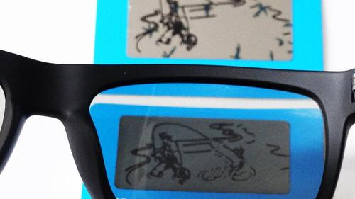 óculos de sol com lente fume clara polarizado uv400