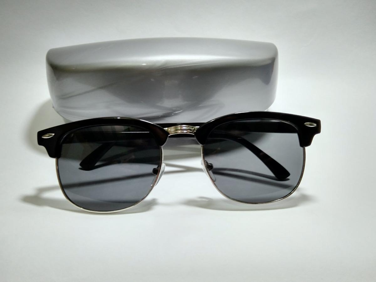 5ab98123c27b9 Óculos De Sol Com Proteção Uv 400 Masculino Feminino Preto - R  29 ...