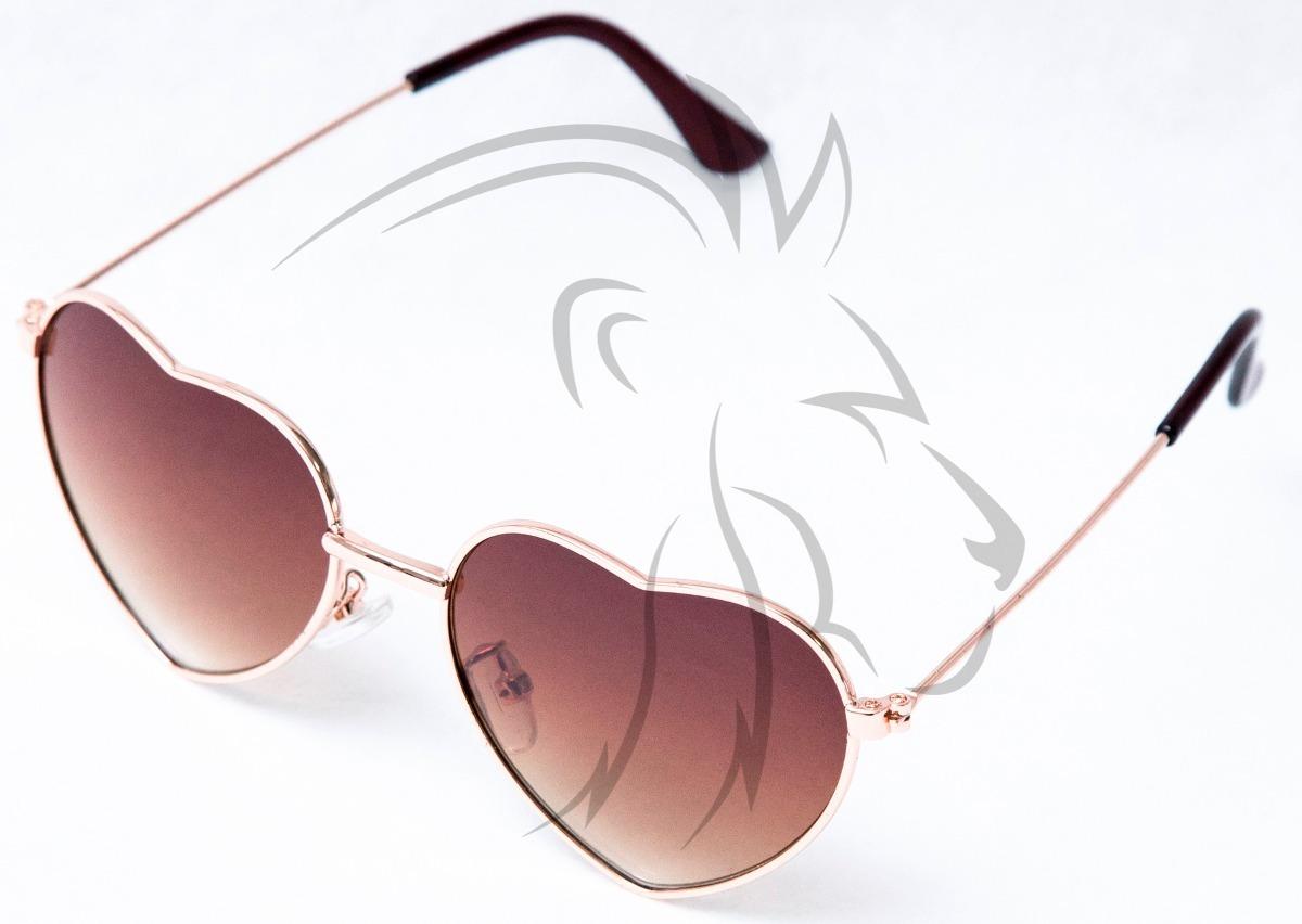 32508fc30555a óculos de sol coração infantil e juvenil lentes com uv400. Carregando zoom.