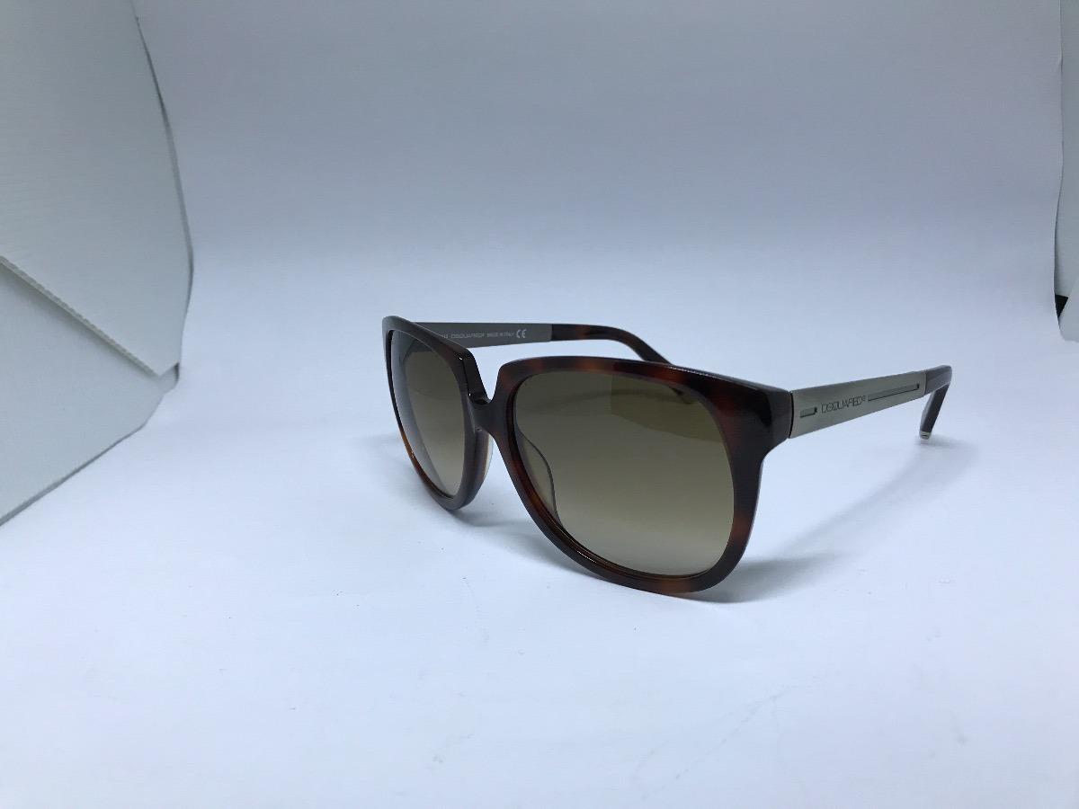 036345c038bbf oculos de sol da grife dsquared2 mistura acetato e aluminio. Carregando zoom .