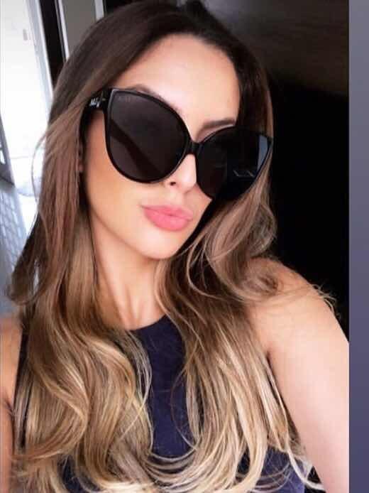 a53a9e842d Óculos De Sol Da Loja Lba Sunglasses Boutique - R$ 55,00 em ...