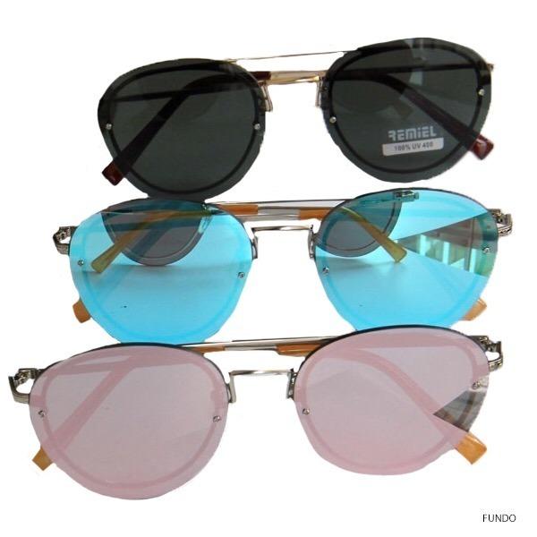 Óculos De Sol De Luxo Lançamento Primeira Linha Uv 400 - R  94,00 em ... 85ed9f8ac2