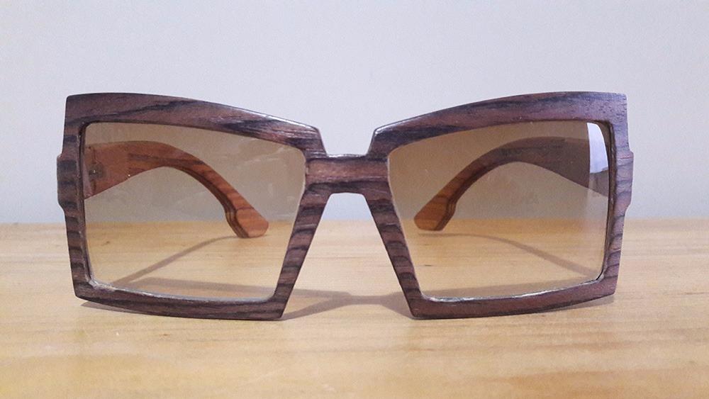 0edf67576c561 óculos de sol de madeira lenha. Carregando zoom.
