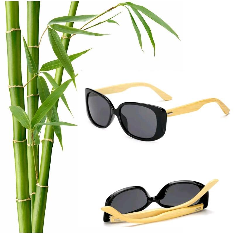 Óculos De Sol De Madeira,bambu,c caixa,promocao,top,barato. - R  50 ... fa79a70dc4