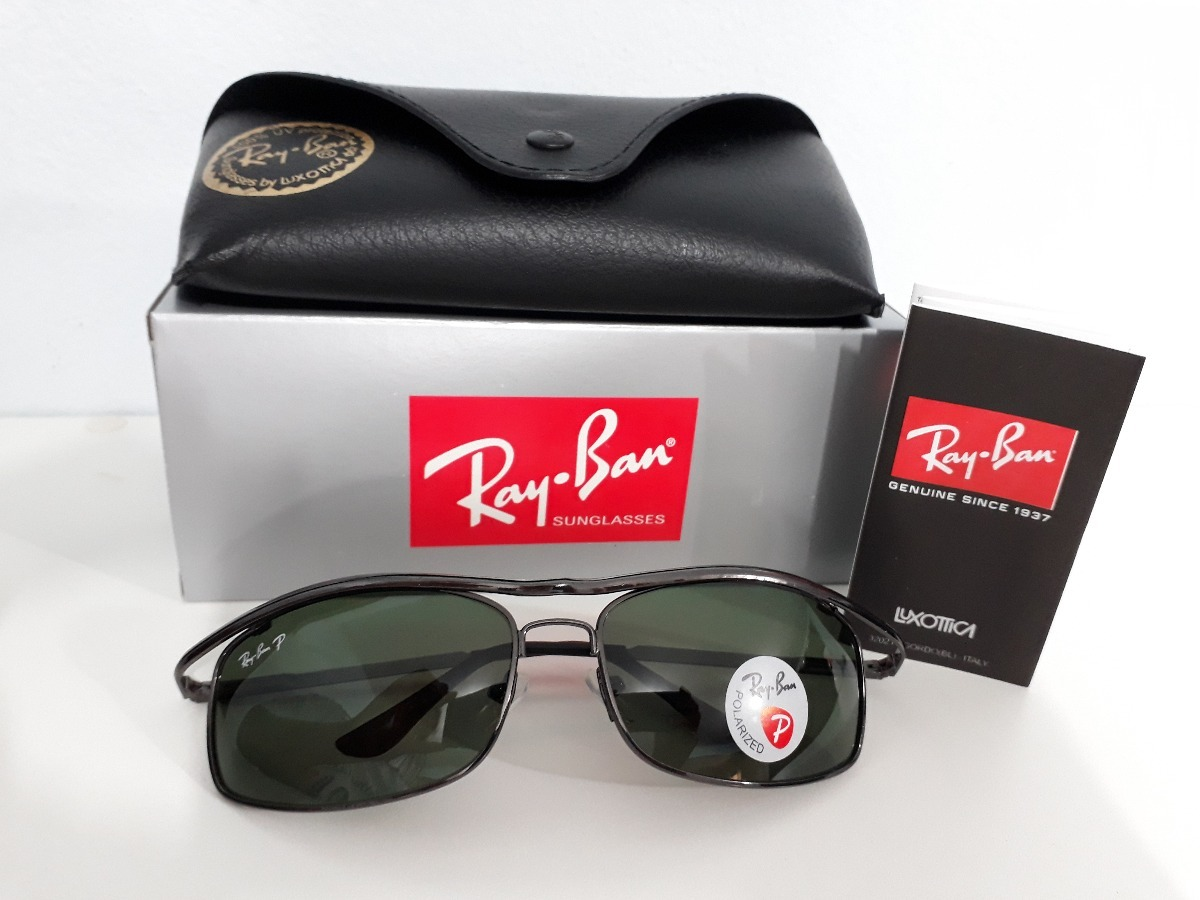 4bf90441ef6dd Óculos De Sol Demolidor Verde 8339 Polarizado Novo Masculino - R  88 ...
