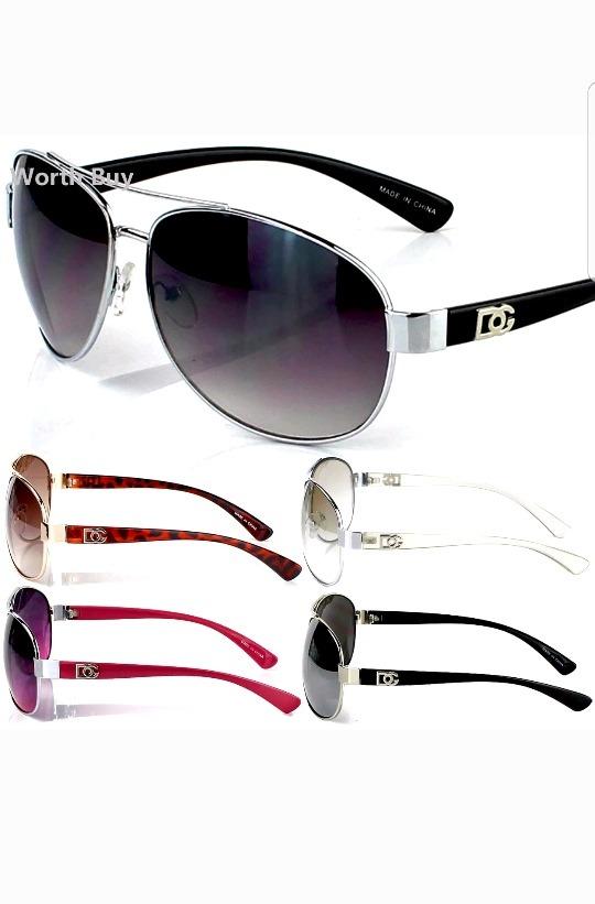 Óculos De Sol Dg Aviator Masculino feminino - R  180,00 em Mercado Livre f4928ed90e