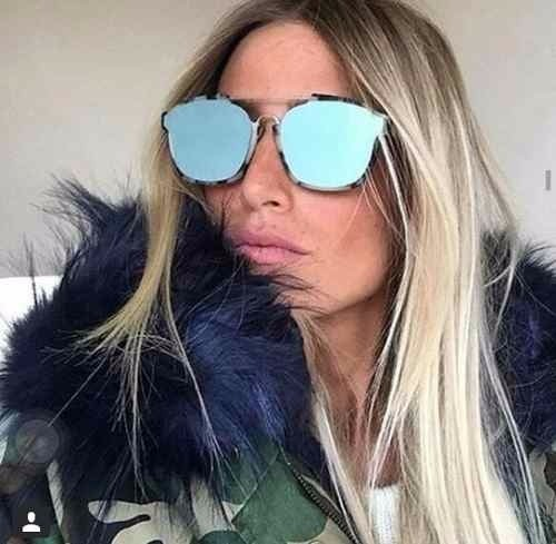 e69361b60 Óculos De Sol Dior Abstract - R$ 400,00 em Mercado Livre