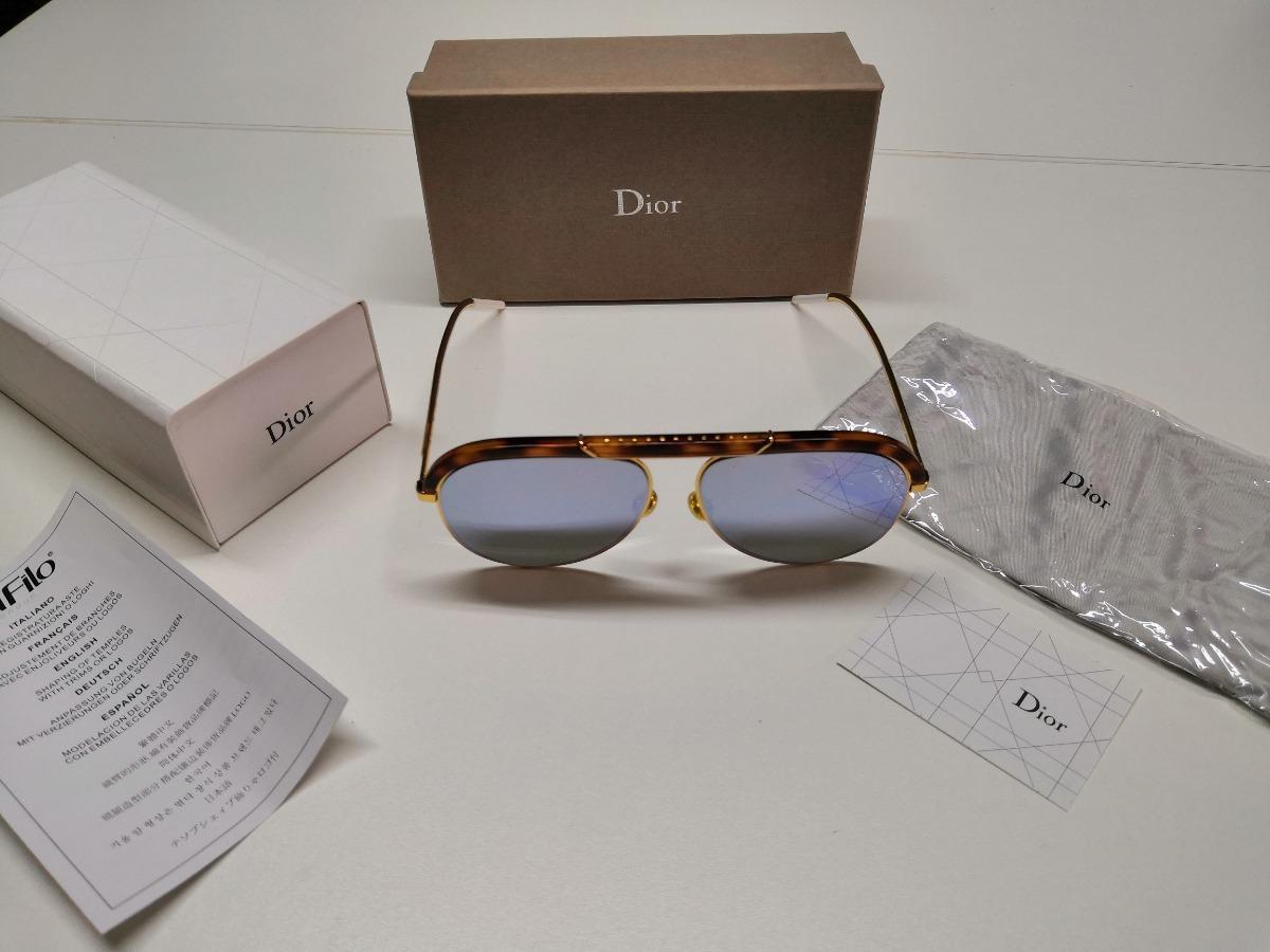1bf432afaf óculos de sol dior desertic 2ik0t espelhado lacrado na caixa. Carregando  zoom.