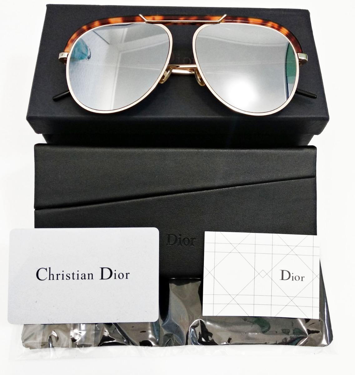 óculos de sol dior desertic kit completo pronta entrega. Carregando zoom. a89d77d027