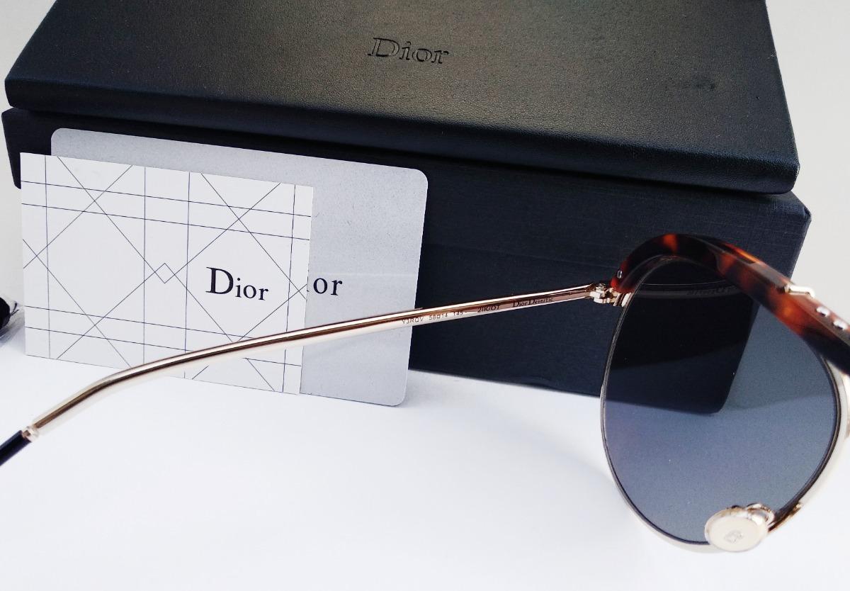 0eebbfba99165 Óculos De Sol Dior Desertic Kit Completo Pronta Entrega - R  449