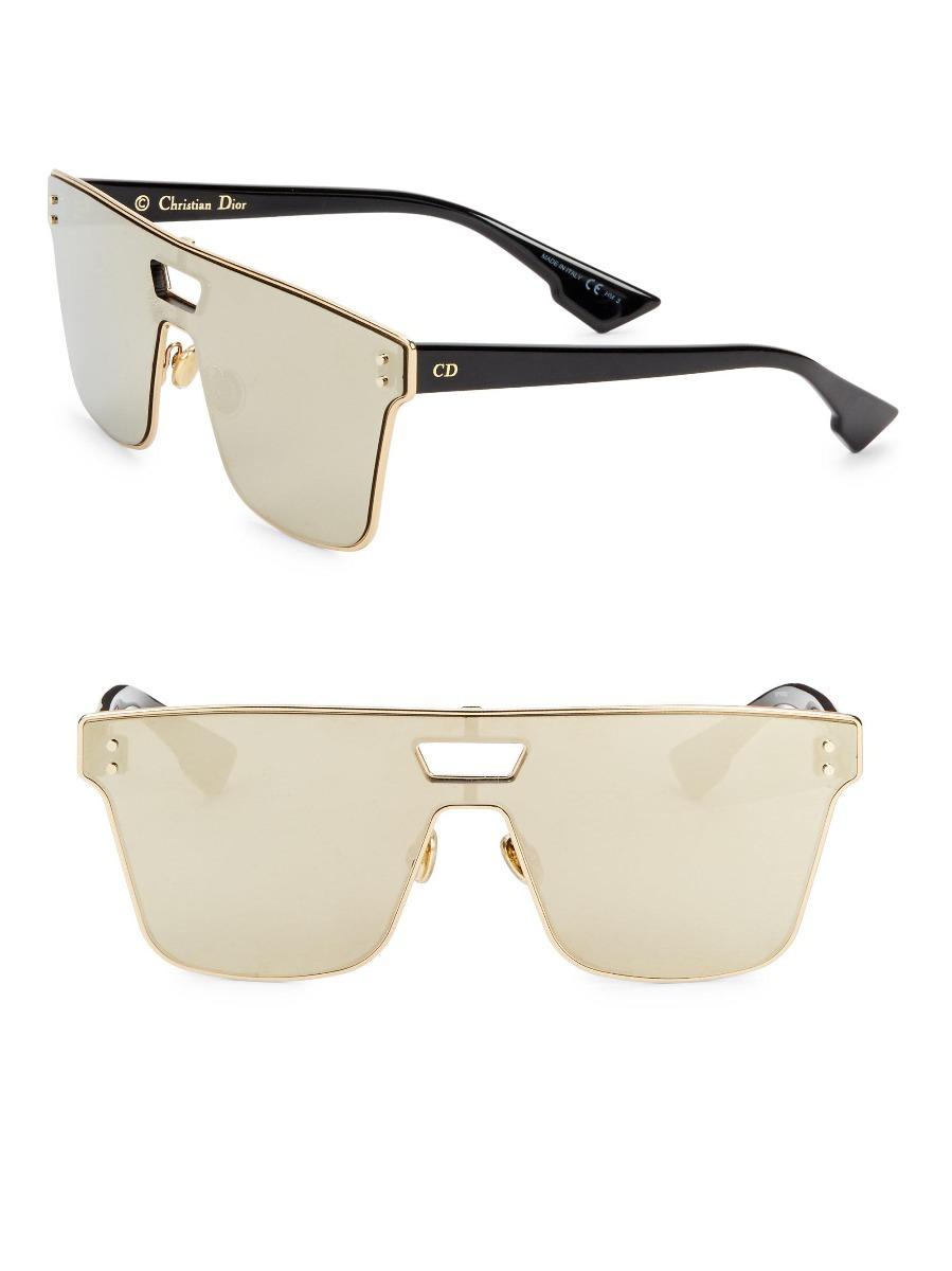 óculos de sol dior izon black silver unisex original luxury. Carregando  zoom. db0ecb0ac4