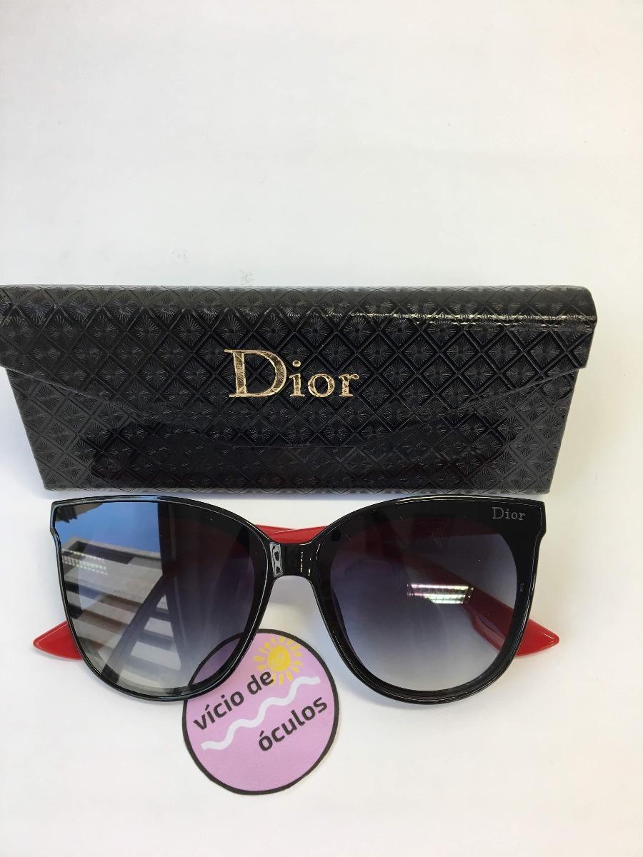 4575964fa óculos de sol dior marrom replica original proteção uv. Carregando zoom.
