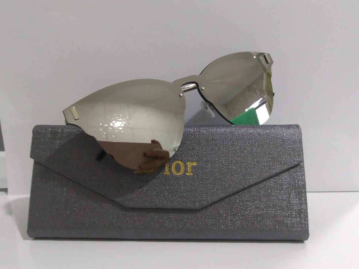 479e9bd1d oculos de sol dior prata espelhado lançamento feminino 2018. Carregando  zoom.