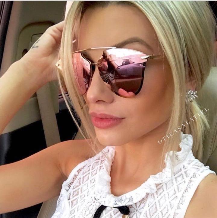 e2757a00f1ab3 Óculos De Sol Dior Reflected Pixel Coleção Nova Frete Grátis - R ...