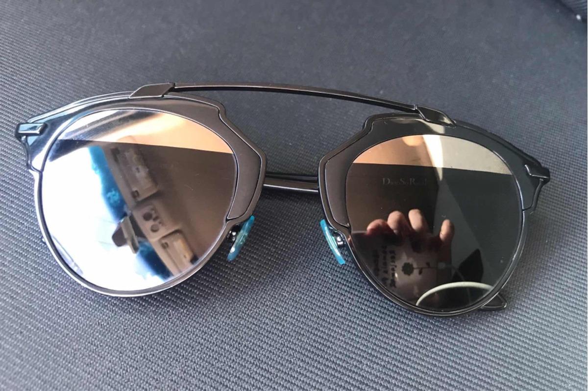 401de7d1ccc8b oculos de sol dior so real. Carregando zoom.