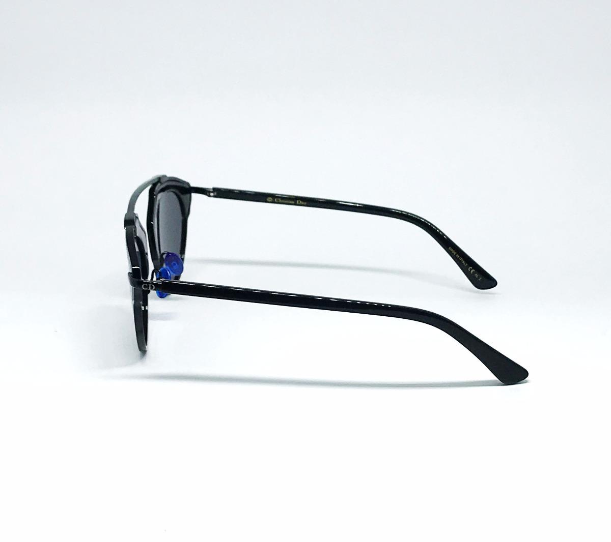 01f76578b824e Óculos De Sol Dior So Real Preto - R  699,00 em Mercado Livre
