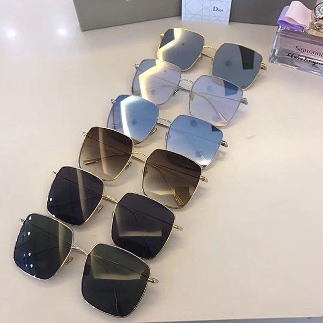 312f15d3bd0 Óculos De Sol Dior Stellaire 1 Top Lançamento - R  350